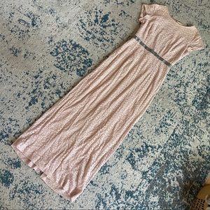 Blush Lauren Conrad gown